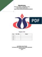 Panduan Proposal Pkl Dan Ta Fin