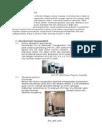 Karakterisasi Nanopartikel Dan Aplikasi