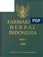 Farmakope Herbal Indonesia Edisi I_2008