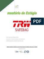 Relatório Estágio Final TSSHT-Hugo Martins