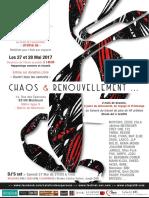 Chaos Renouvellement