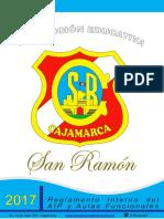 Reglamento2017 San Ramon