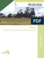 Monitoreo de Coca Peru 2015 WEB