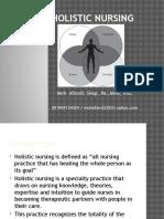 8-Holistic Nursing 2012