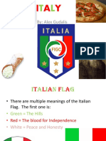 powerpoint of italy