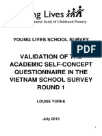 Vietnam School Survey R1 Note Academic Self Concept(1)