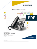 ST2030 Admin Guide SIP Draft 6