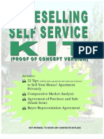 Homeselling Self Service Kit From Tino June17