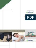 Soluções de Tratamento Acustico [Flex2000]