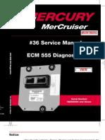 Merc Service Manual 36 Ecm Diagnostics