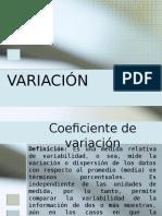 3_Clase - Variacion