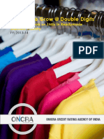Garment Industry Report