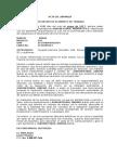 Acta de Libranza II Logistica Junio 2015