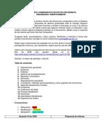 Documento Comparativo Estatuto Estudiantil