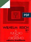 A Função do Orgasmo - Wilhelm Reich