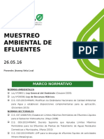 4. Monitoreo de la Efluentes.pptx