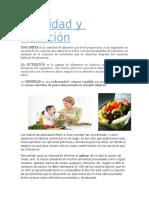 Obesidad y Dieta