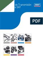 Productos de Transmisión de Potencia SKF