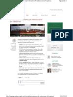 6 Medidas en Materia de Prevención de Desastres Presidencia de La República
