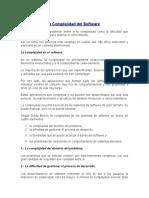 1.3 La POO y La Complejidad Del Software