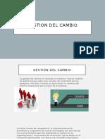 Gestion Del Cambio 2