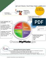 childhood overweight and obesity handout portfolio