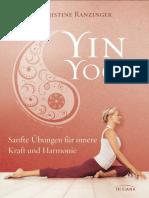 Yin Yoga - Christine Ranzinger