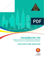 Asean Handbook-Architechture Services - Asean