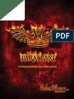 WPX2014 Washburn Parallaxe