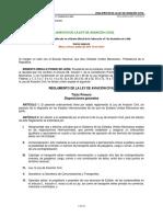 Reglamento LAC DGAC