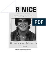 Marks Howard Mr Nice Autobiografie