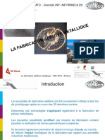 ANF Autrans 2015 - Presentation Impression Metallique