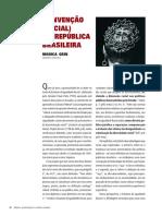 A Invenção (Racial) Da República Brasileira