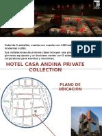 Analisis Del Casa Andina