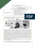 Evaluación Intermedia 5 Básico (Leng Adec)