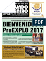 Mundo Minero Abril-Mayo 2017