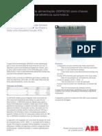 ABB_ODPS230_Fonte de Dupla Alimentação Para Chaves de Transferência_2012