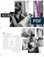 Karyn Moriarty Couture Designer | Article Version 1