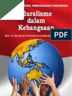 Seminar Nasional Kebangsaan Indonesia 2008