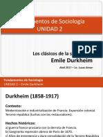 Durkheim (unidad 2)