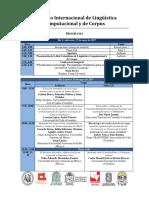 CILCC Programa