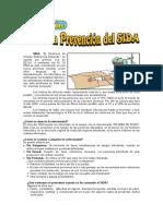1 de DICIEMBRE (2) - Día de La Prevención Del Sida.