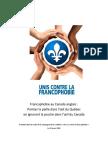 Uni-e-s contre la francophobie