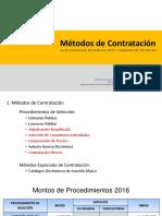 3. Metodos de Contratación