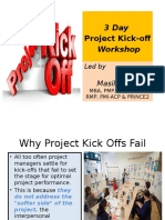 Project Kick-Off Meetings