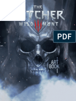 The Witcher 3 Wild Hunt Artbook ES