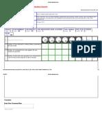 Monthly Evaluation Score-6