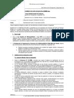INFORME_N° 011-Señalización en la Ca. Salvador Allende
