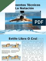 Fundamentos Técnicos De La Natación.pptx