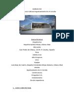 Análisis de La Coruña